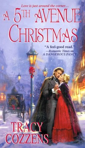 A 5th Avenue Christmas (Zebra Historical Romance), TRACY COZZENS