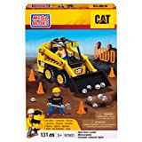 Mega bloks 97801u - cat skid-steer loader