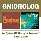 In Spite of Harry's Toe-Nail/Lady Lake by Gnidrolog Import, Original recording remastered edition (2004) Audio CD