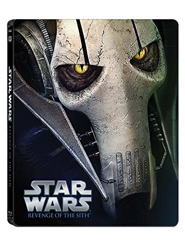 Star Wars: Episode III - Revenge of the Sith Steelbook [Blu-ray]