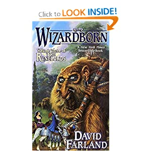 Wizardborn (The Runelords, Book 3) by