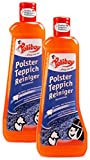 Poliboy Polster Teppich Reiniger Konzentrat 2 x 500 ml