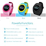 Ameter-G1-GPS-Tracker-Kids-Smartwatch-Anti-lost-SOS-GPS-Navigation-Social-Children-Watch-Phone-Blue