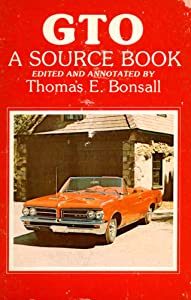 Gto: A Source Book Thomas E. Bonsall