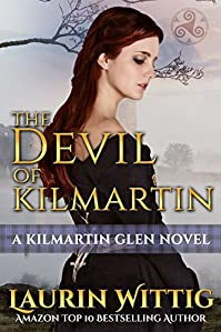 The Devil Of Kilmartin: A Kilmartin Glen Novel by Laurin Wittig ebook deal