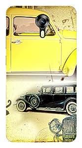 WOW 3D Printed Designer Mobile Case Back Cover For Micromax Canvas Xpress 2 E313 / Micromax Canvas Xpress 2