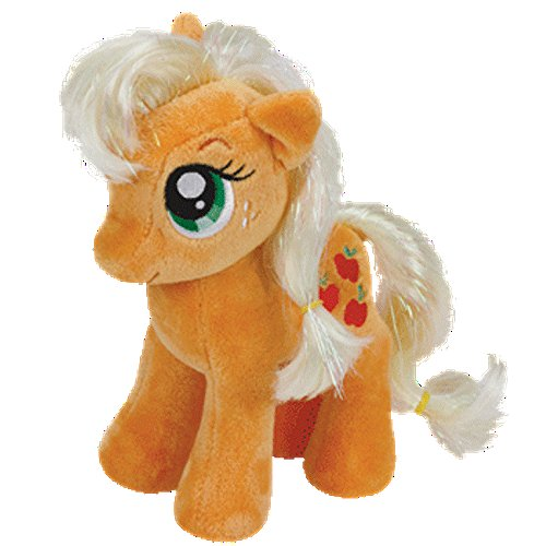 TY Beanie Babies - Applejack with Glitter Hair