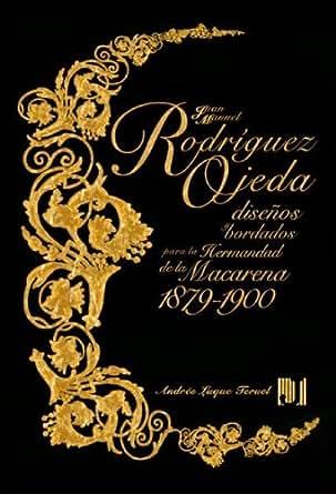 Amazon.com: Juan Manuel Rodríguez Ojeda: Diseños y bordados para la