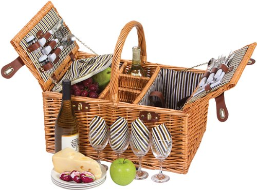 picnic-plus-dilworth-4-person-picnic-basket-with-removable-insulated-cooler-holds-3-bottles