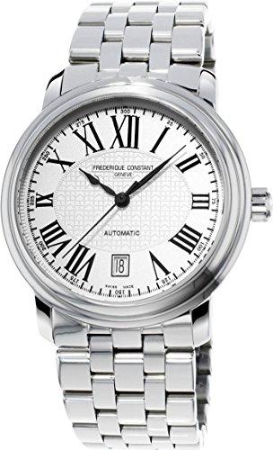 Frederique Constant Geneve Classics Automatic FC-303M4P6B2 Reloj Automático para hombres Clásico & sencillo