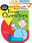 ART START Funny Characters: How to Dr...