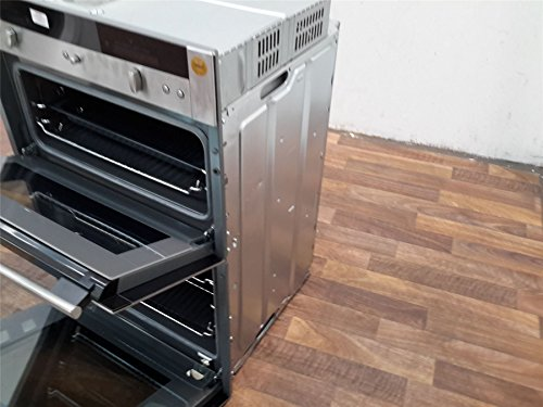 Neff Classic Collection 1 U16E74N3GB Built In Double Oven - Stainless Steel - 1932240