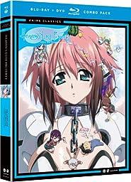 Heaven\'s Lost Property: Season 1 - Classic (Blu-ray/DVD Combo)