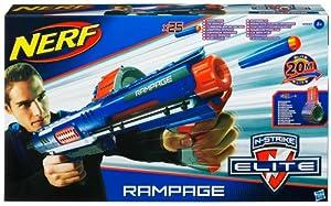 Nerf - 986971480 - Jeu de Plein Air - Elite - Rampage