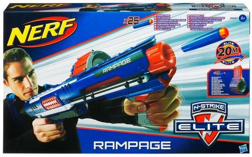 Hasbro 98697148 - Nerf N-Strike Elite XD Rampage