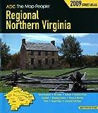 img - for Regional Northern VA Atlas (American Map Regional Street Atlas: Northern Virginia) book / textbook / text book