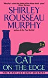 Cat on the Edge: A Joe Grey Mystery (Joe Grey Mystery Series)