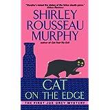 Cat on the Edge: A Joe Grey Mystery ~ Shirley Rousseau Murphy