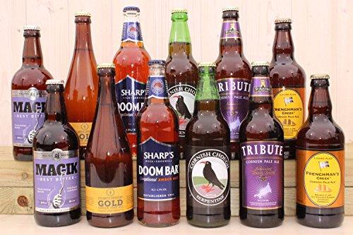 Six Nations Beer Special - Twelve Cornish Beers - Standard Carton