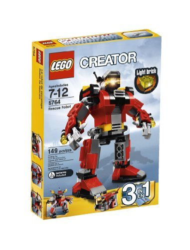 LEGO Creator Rescue Robot 5764