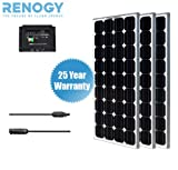 Eco Kit 300W: 3 Pcs 100w Solar Panels UL Listed+1.5
