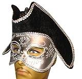 Broma Mundo Máscara de Príncipe Negro-Princesa