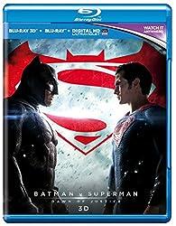 Batman v Superman: Dawn of Justice [Blu-ray 3D]