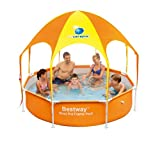 UPC 821808561933 product image for Bestway 56193 Splash-in-Shade Play Pool, 8-Feet by 20-Inch | upcitemdb.com