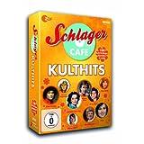"""Schlagercafe Kulthits [3 DVDs]von """"Diverse"""""""