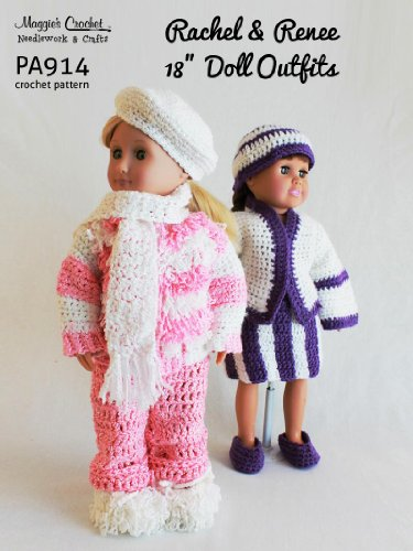 Crochet Pattern Rachel and Renee PA914-R