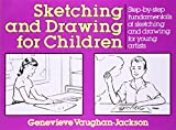 img - for Sketching and Drawing for Children (Perigee) book / textbook / text book