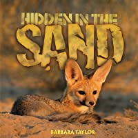 Hidden in the Sand (Camouflage)