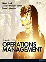 Operations Management, 7th Edition Front Cover