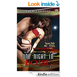 One Night in Boise (City Nights Series, book 1): A Dangerous Game
