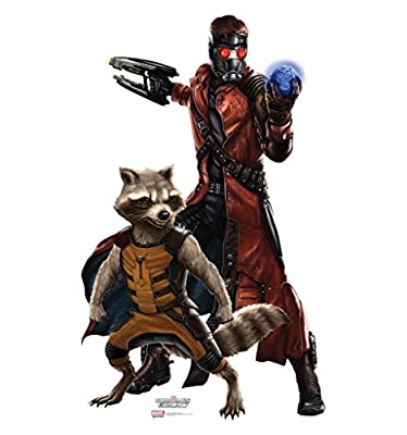 Guardians of the Galaxy - Advanced Graphics Life Size Cardboard Standup