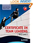 Level 2 NVQ Certificate in Team Leadi...