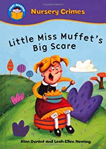 Little Miss Muffets Big Scare Start Reading Nursery Crimes from Wayland