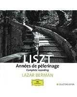 Liszt : Les Années de pèlerinage (Coffret 3 CD)