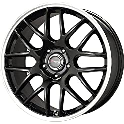 Drag DR-37 Wheel with Gloss Black Machined Lip (16×7″/5x112mm)