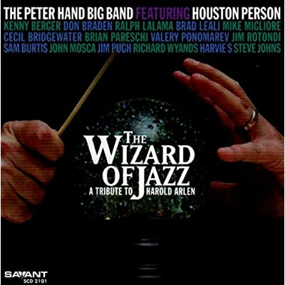 "Featured recording ""Peter Hand Big Band Featuring..."""