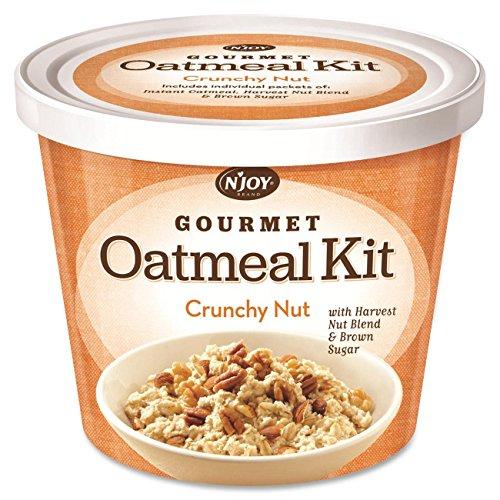 SUG40776 - Sugar Foods N'JOY Crunchy Nut Oatmeal