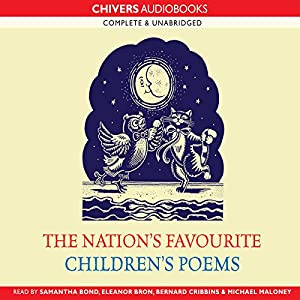 The Nation's Favourite Children's Poems Audiobook