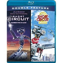Short Circuit / Short Circuit 2 [Blu-ray]