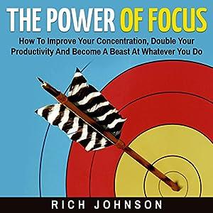 The Power of Focus Audiobook