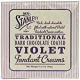 Mr Stanleys Violet Chocolate Fondant Cream Box 90 g (Pack of 3)