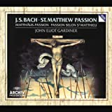"Matth�us-Passion (Ga)von ""Monteverdi Choir"""