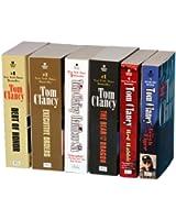 Tom Clancy's Jack Ryan Books 7-12