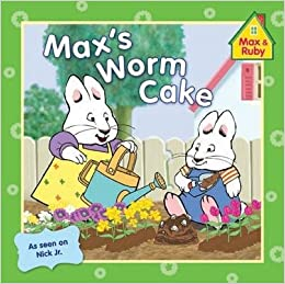 Ruby And Max S Worm Cake