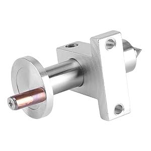 FTVOGUE Mini Lathe Machine Double Bearing Live Center Revolving Centre DIY Parts Lathe Parts Accessories