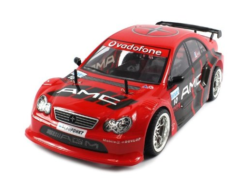 Save Price Mercedes-Benz CLK DTM AMG Electric RC Car 1:10 CT Speed Racing 10+MPH RTR (Colors May Vary)  Best Offer